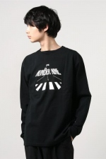 2021 S/S NUMBER (N)INE THE NUMBER NINE_LONG SLEEVE T-SHIRT