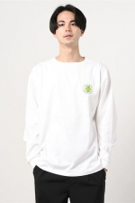 2021 S/S NUMBER (N)INE NN_LONG SLEEVE T-SHIRT