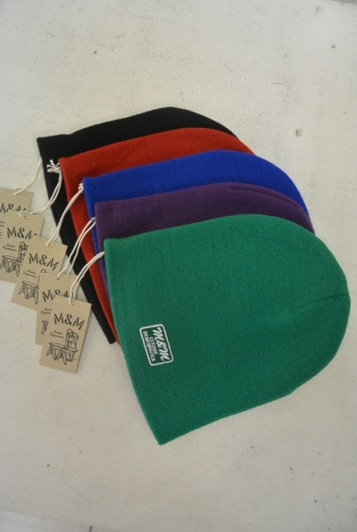 2021 S/S M&M KNIT CAP 001