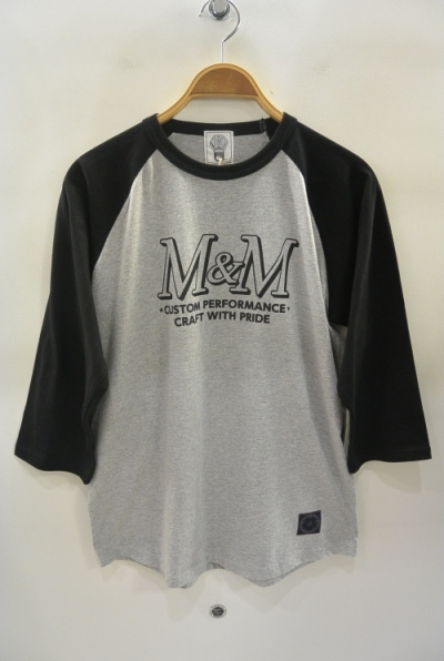 2021 S/S M&M RAGLAN T-SHIRT 026