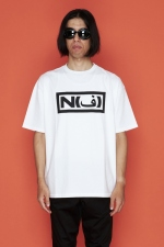 2020 S/S NUMBER (N)INE SABOTAGE×NUMBER (N)INE_BIG T-SHIRT #1