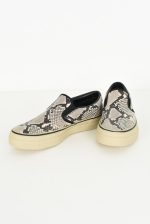 2019 S/S LAD MUSICIAN LEATHER SLIP-ON PYTHON
