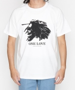 2018 S/S NUMBER (N)INE T-SHRTS_ONE LOVE