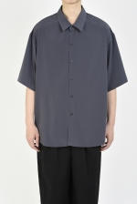 2020 S/S LAD MUSICIAN DECHINE SHORT SLEEVE BIG SHIRT