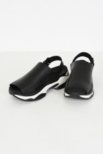 2020 S/S LAD MUSICIAN COW LEATHER SANDAL