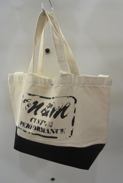 2020 A/W M&M 2WAY CANVAS TOTE BAG
