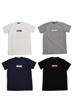2018 A/W MARBLES S/S HEAVY TEE #BOX LOGO【MST-A1809】