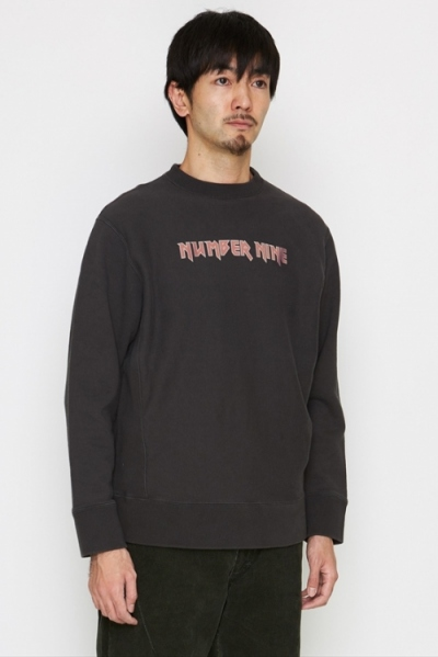 2019 A/W NUMBER (N)INE NINE_SWEATSHIRT