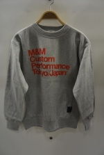 2020 A/W M&M  PRINT SWEAT 003